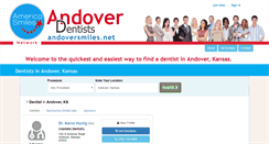 Preview of andoversmiles.net